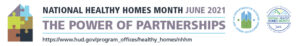 Healthy homes month: the power of partnership